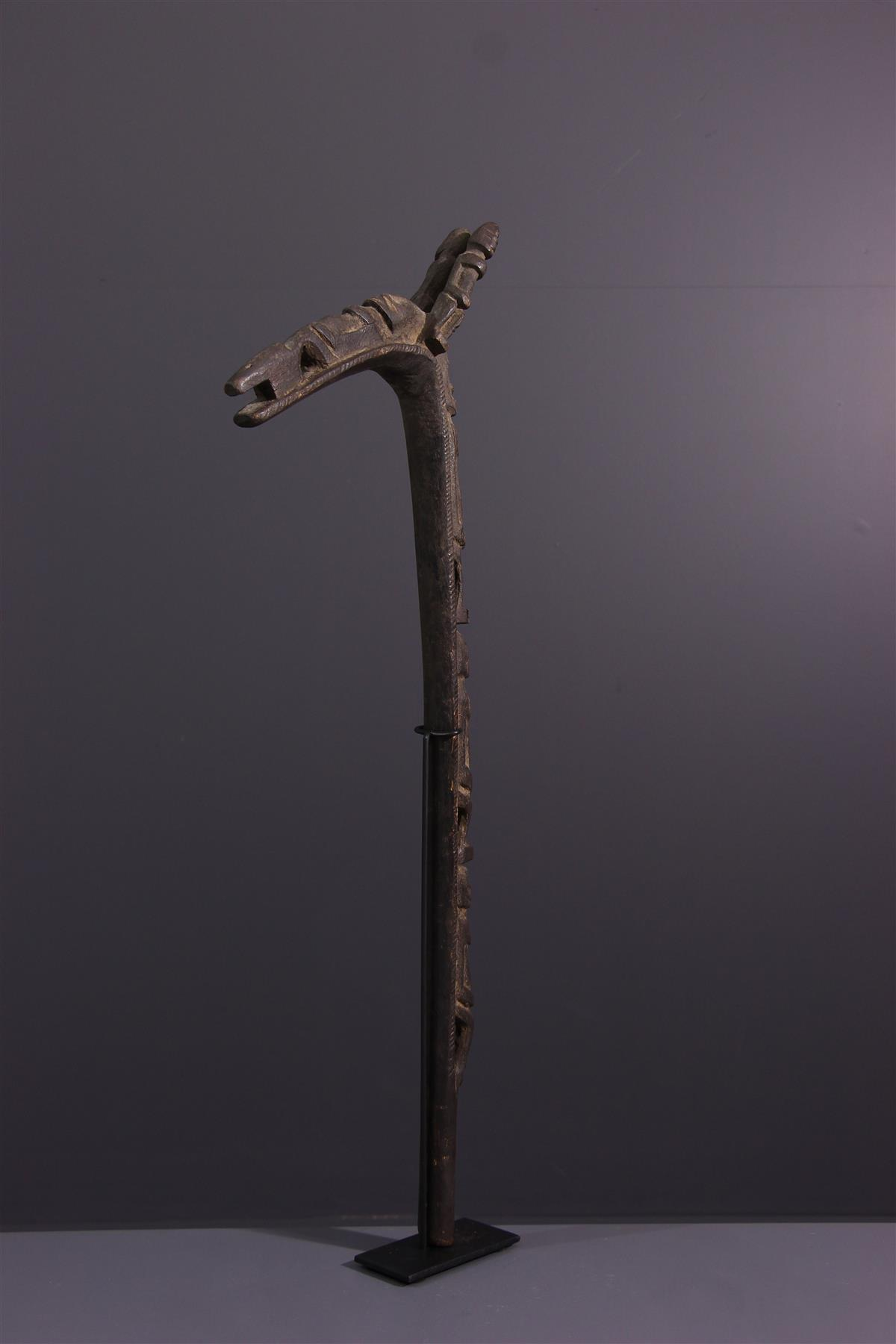 Sceptre Dogon - Art tribal