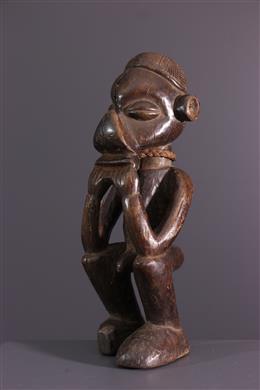 Art tribal - Statuette Suku Kiteke