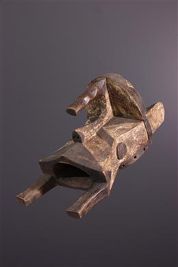 Art tribal - Masque Ogbodo Enyi