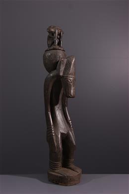 Figure sculptée Senoufo de Côte d Ivoire