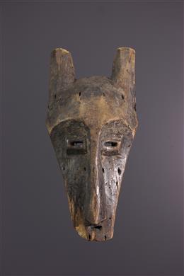 Art tribal - Masque Lega Kayamba