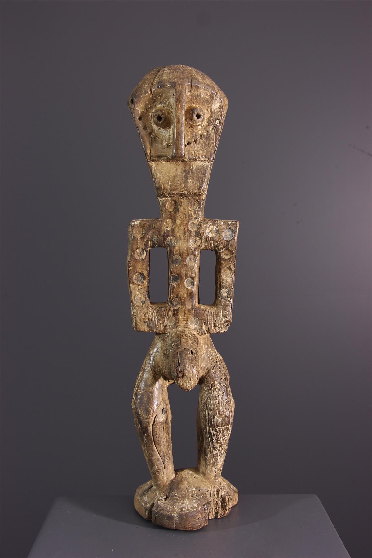 Statue Metoko - Art tribal