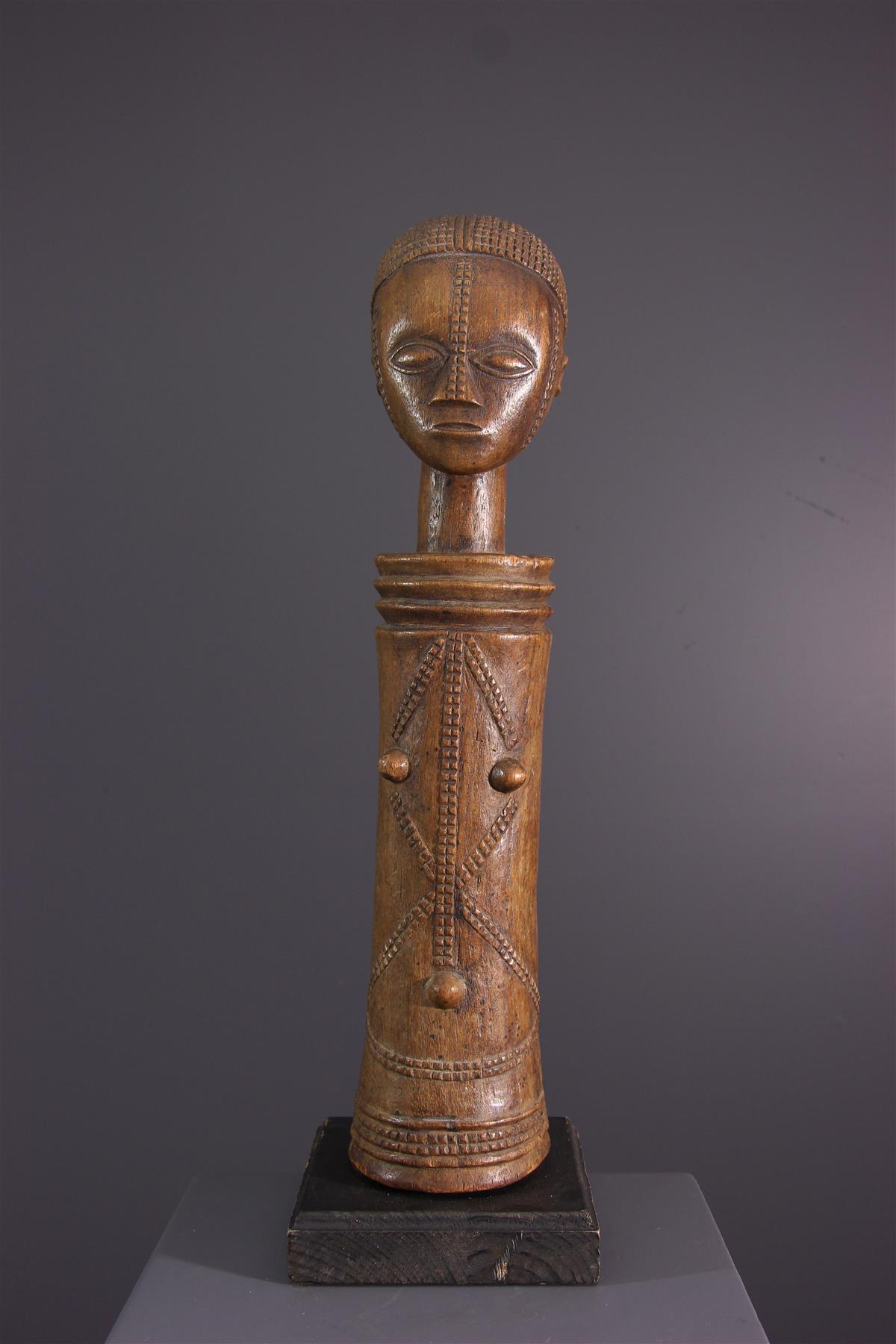 Poupée Tabwa - Art tribal
