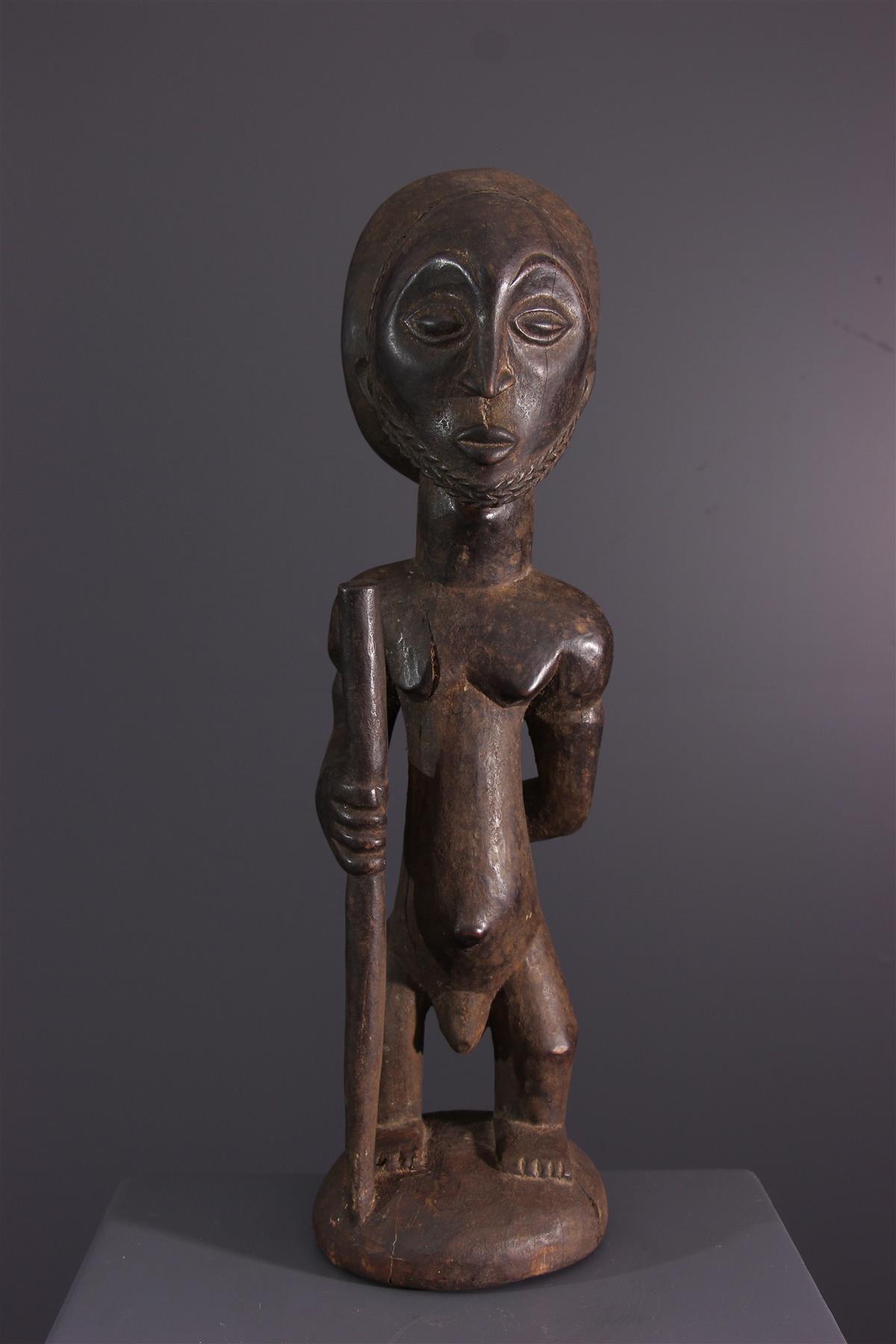 Statue Hemba - Art tribal