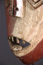Masque africainMasque Ngbaka