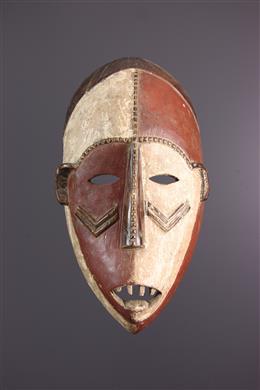 Art tribal - Masque Ngbaka