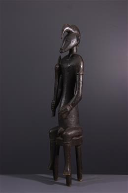 Art tribal - Figure masculine Senoufo Tugubele du Poro