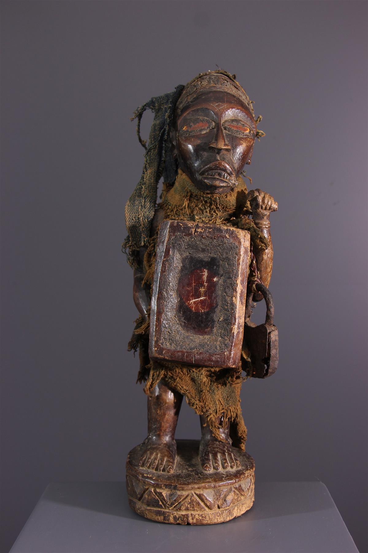 Fétiche Vili - Art tribal