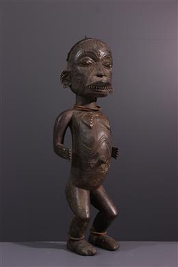 Figure féminine Makonde Lisinamu