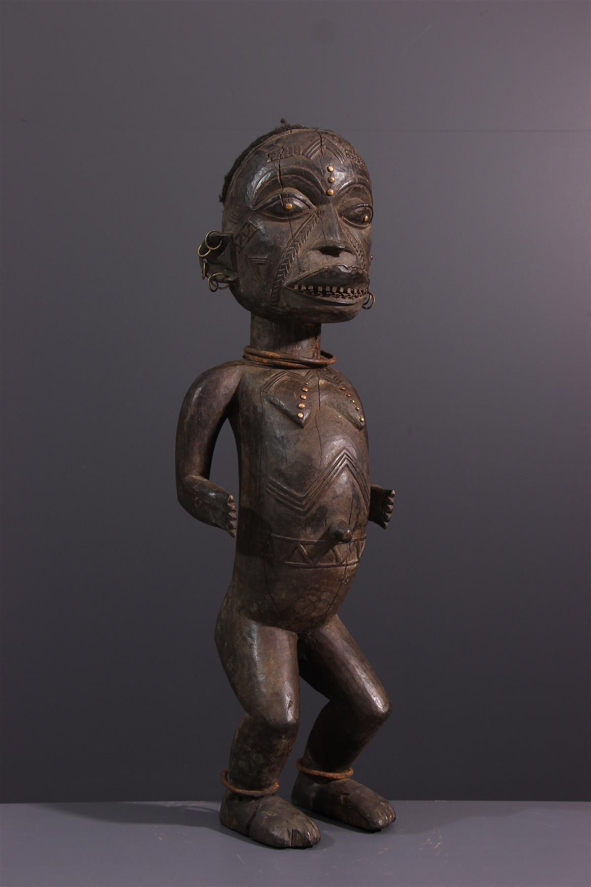 Statue Makonde - Art tribal