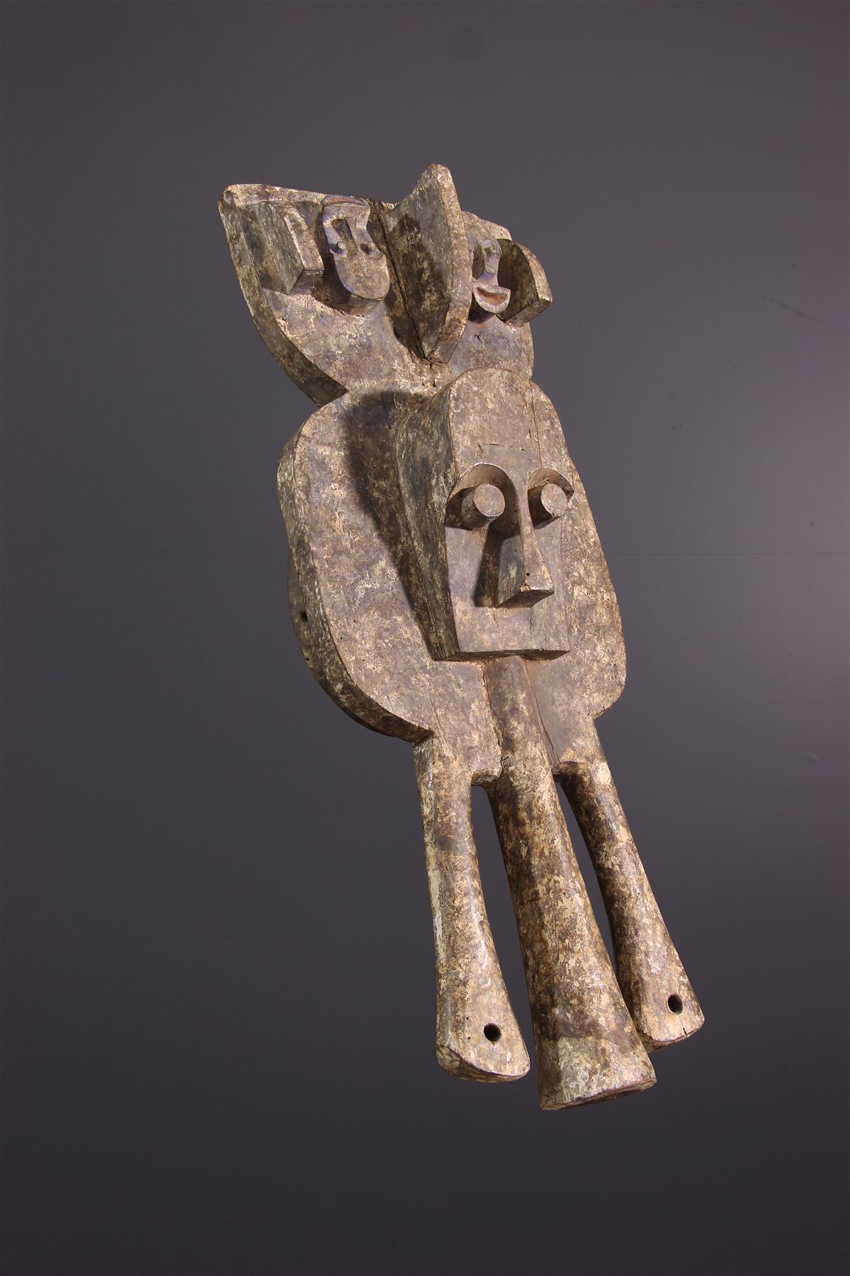 Masque Ijo - Art tribal