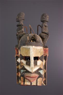 Art tribal - Masque Dogon Dyodyonune