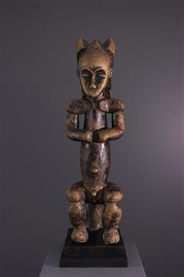 Art tribal - Figure dancêtre gardien de reliquaire Fang