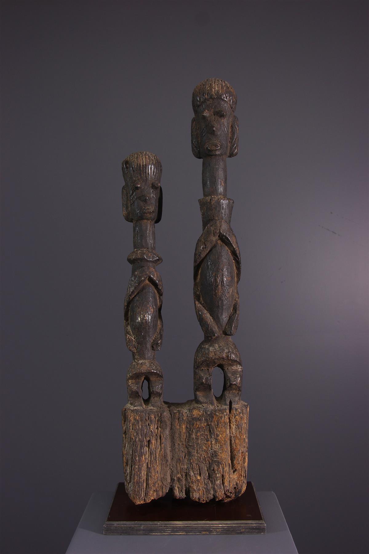 Statues Chamba - Art tribal