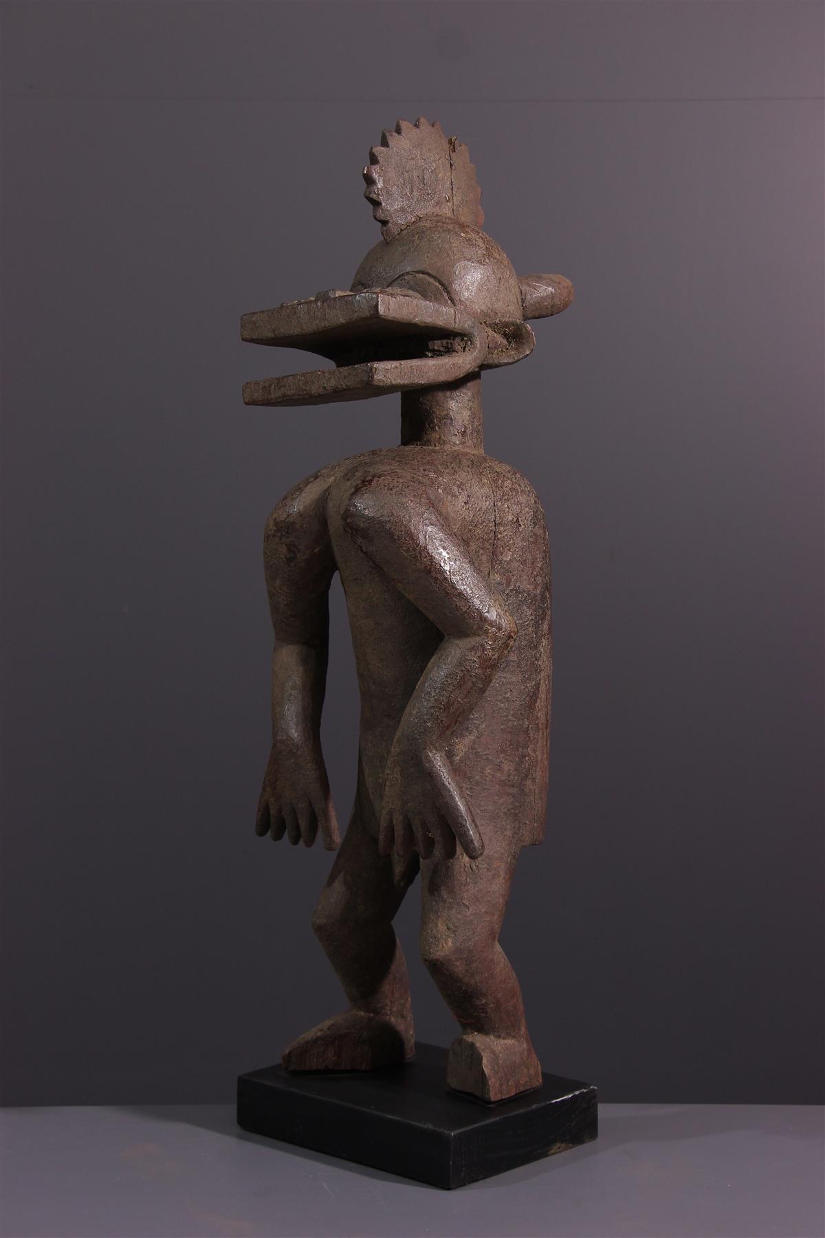 Statue Chamba - Art tribal