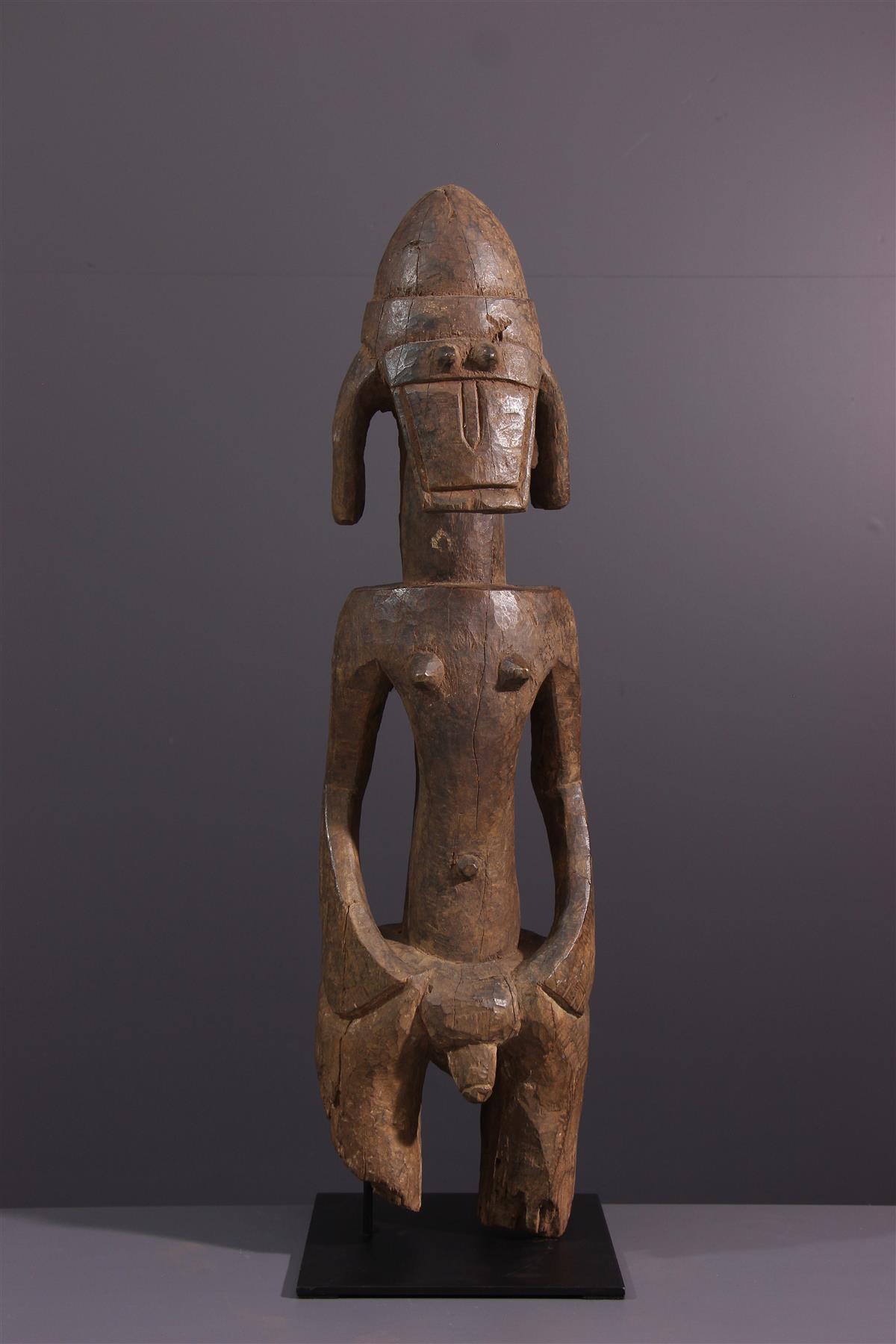 Statue Jukun - Art tribal