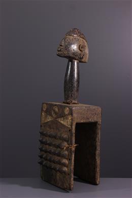 Masque Wurkun - Art tribal