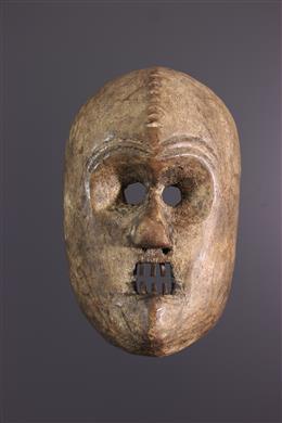 Art tribal - Masque Sukuma de Tanzanie