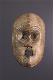 Masque africainMasque Sukuma