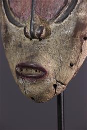 Masque africainMasque Ibibio