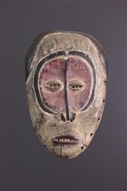 Art tribal - Masque Ibibio/Anang