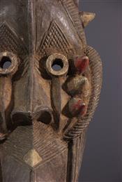 Masque africainMasque Toma