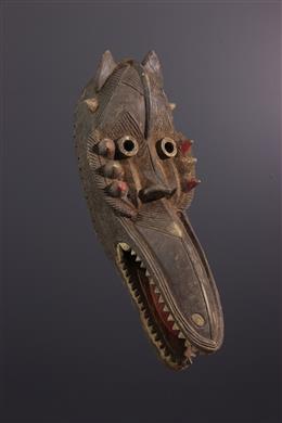 Masque Toma - Art tribal