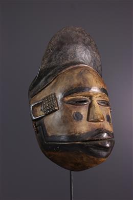 Masque Elu Ogoni, Ekpo, à mâchoire articulée