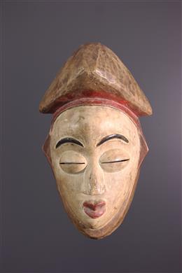 Masque Punu - Art tribal