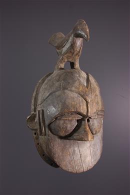 Masque Ogoni - Art tribal