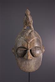 Masque africainMasque Ogoni