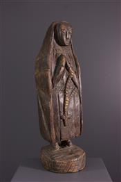 Statues africainesVierge Kongo