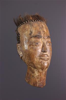 Art tribal - Tête Si gale-gale Batak Toba