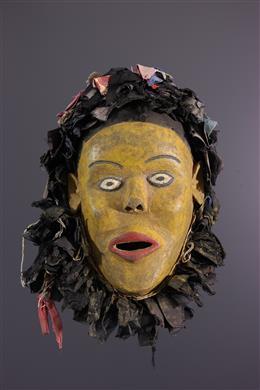 Masque Chewa - Art tribal