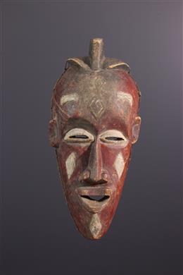 Masque Biombo - Art tribal