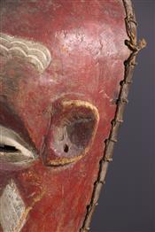 Masque africainMasque Biombo