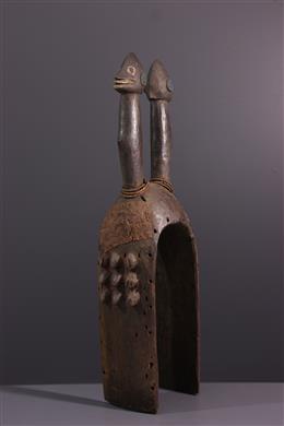 Art tribal - Masque vertical Mumuye Sukuru
