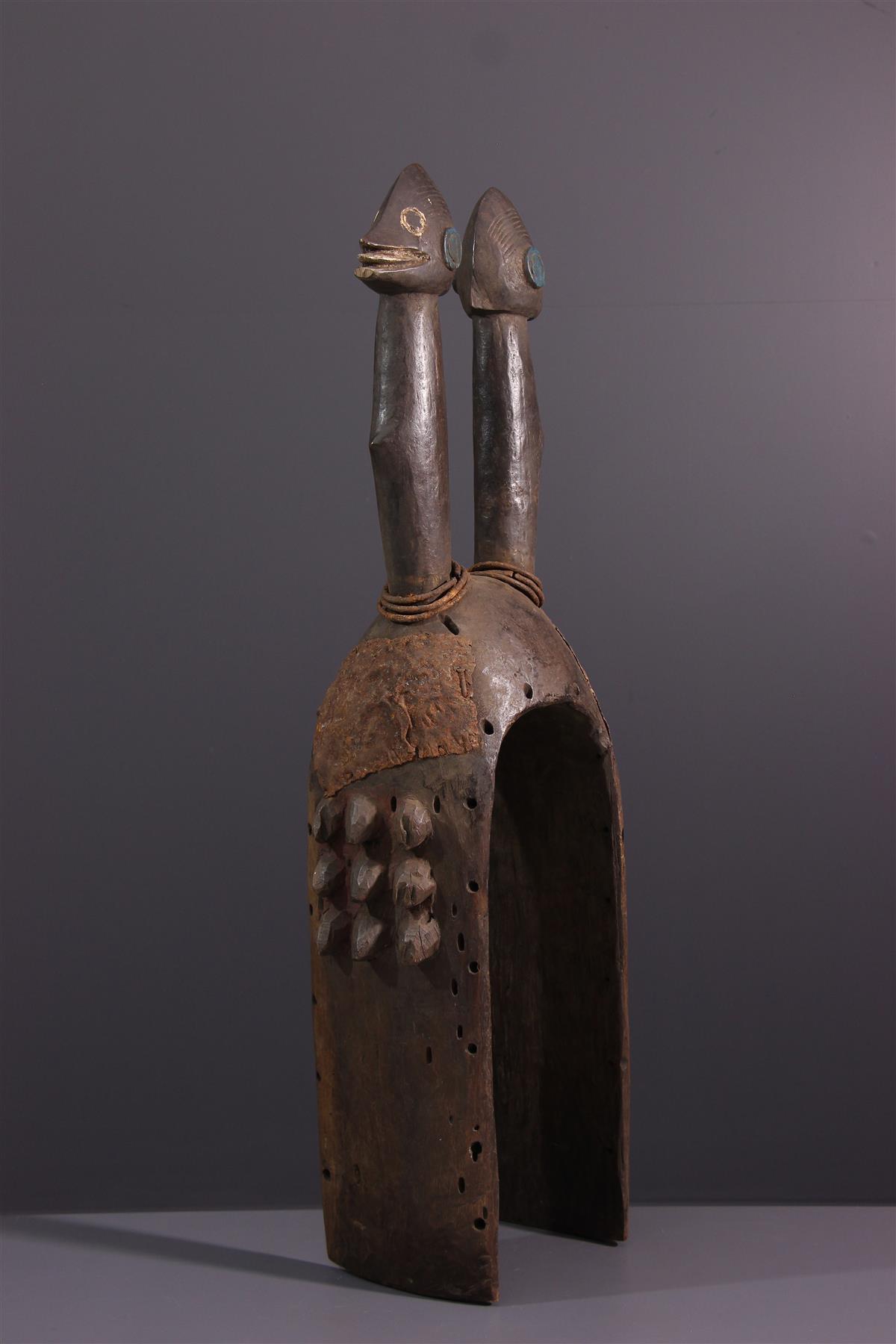 Masque Mumuye - Art tribal