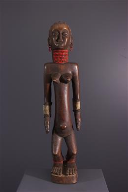 Figure féminine OviMbundu Nyaneka