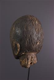 Statues africainesTête Ngbandi