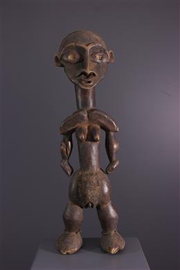 Figure féminine Zande
