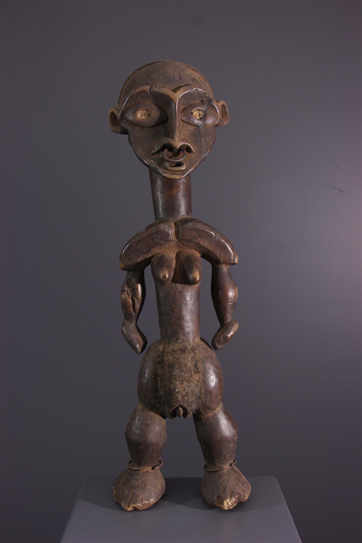 Statue Zande - Art tribal