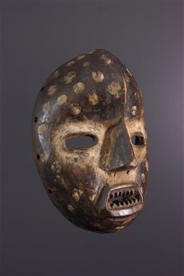 Masque Kumu - Art tribal