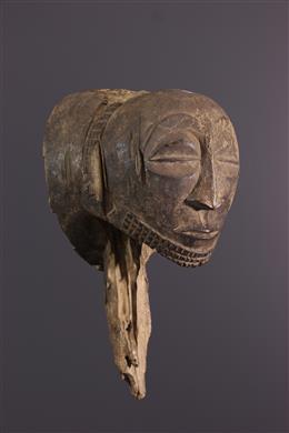 Tête Hemba - Art tribal