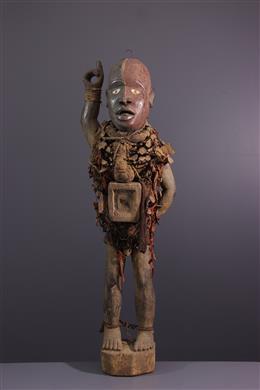 Fétiche Kongo - Art tribal