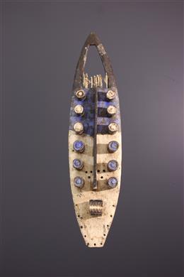 Masque Kru - Art tribal