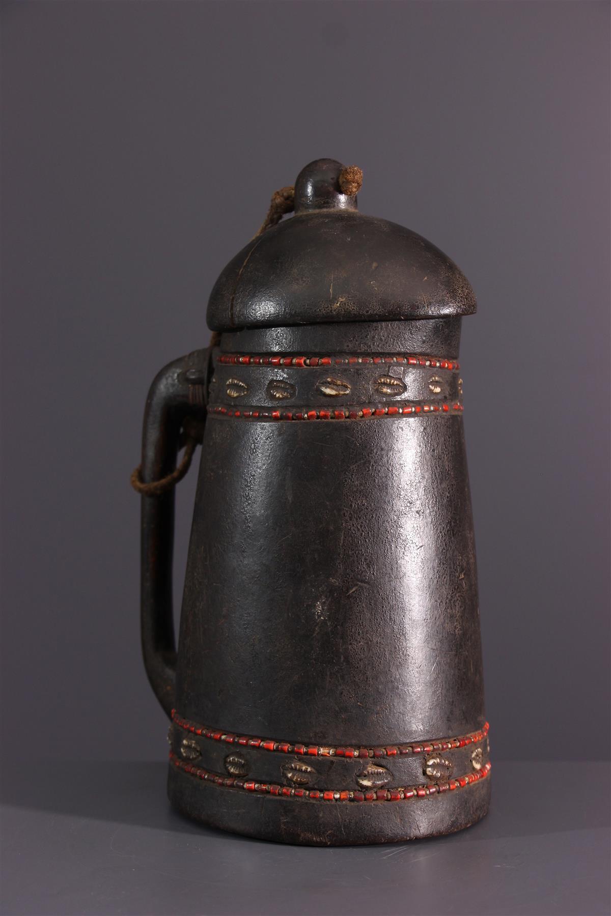 Pot Shi - Art tribal