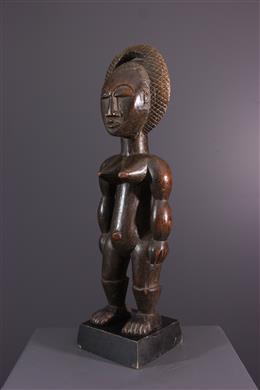 Statue féminine Attié