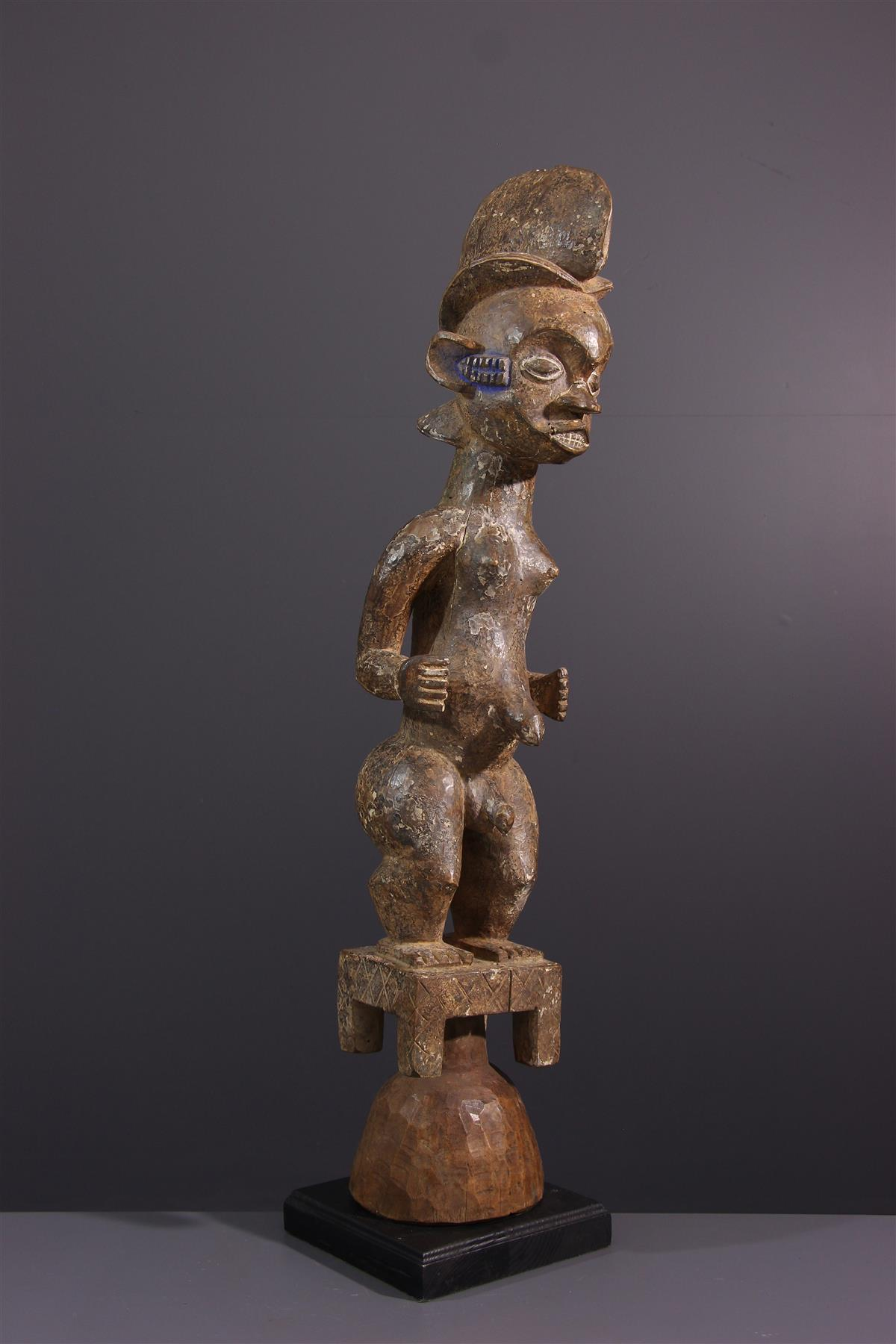 Masque Igbo - Art tribal