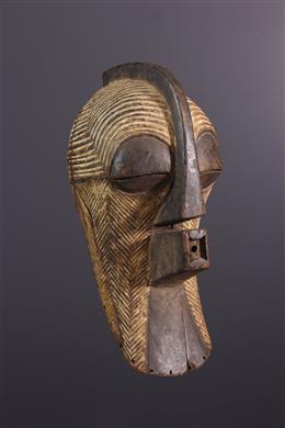 Art tribal - Masque Songye Kifwebe Kilume